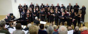Koor voor nieuwe Nederlandse religieuze muziek
